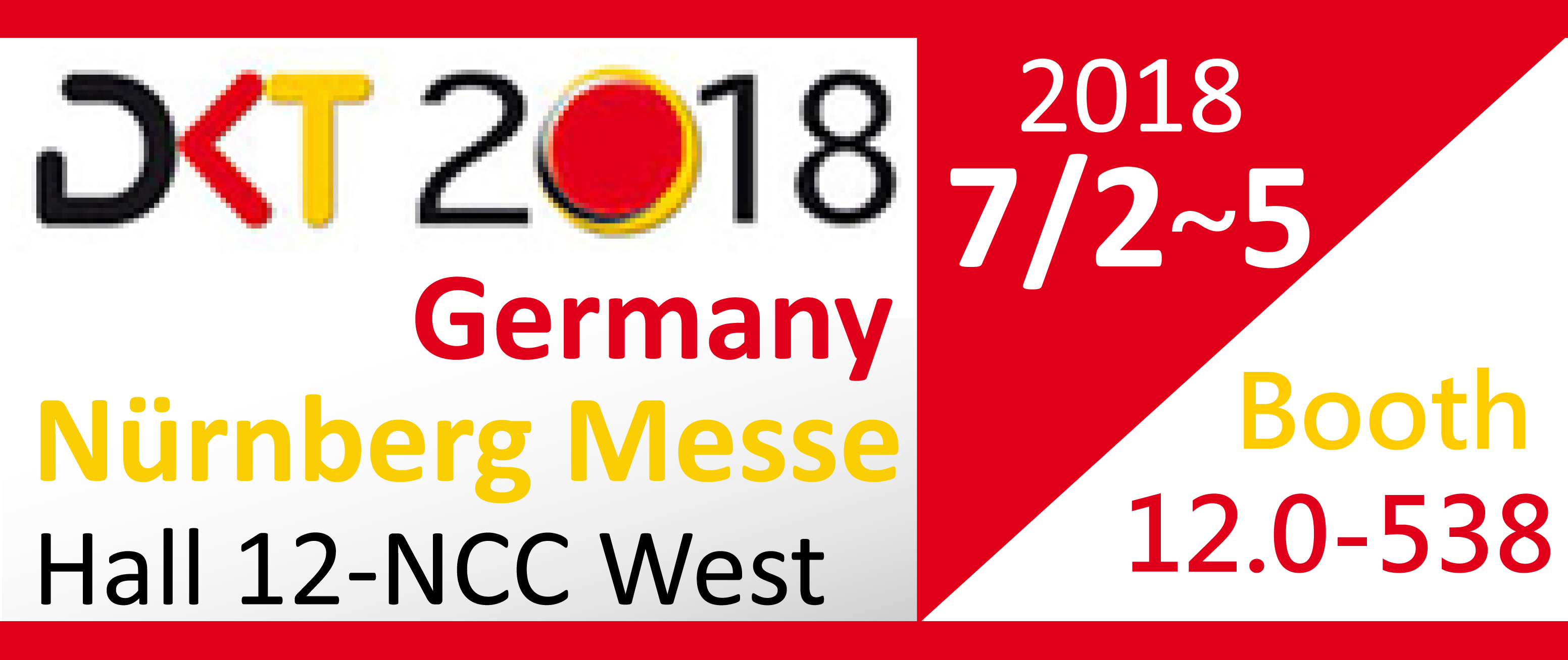 DKT 2018 in Germany